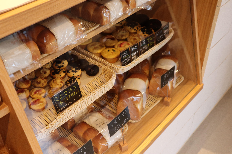 Moko Moko home made bakery (プチマルシェ)