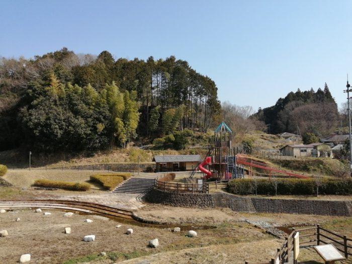 比曽川砂防公園